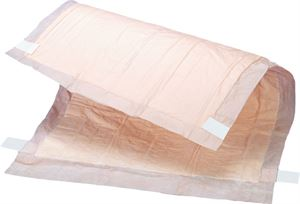 Picture of Tranquility Peach Sheet Underpads