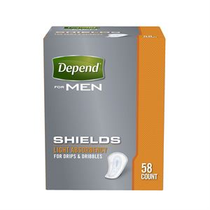 Picture of Depend Shields for Men