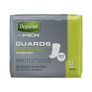 Picture of Depend Guards for Men