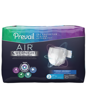 Picture of Prevail  Air Overnight Stretchable Briefs