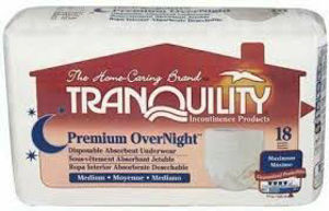 Picture of Tranquility Premium Disposable Underwear
